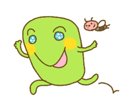 Pals and frog sticker #625449