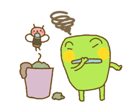 Pals and frog sticker #625452