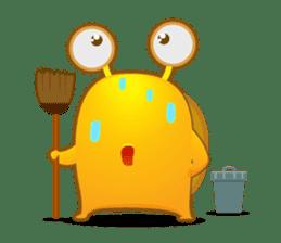 Boonboo Jelly sticker #625907