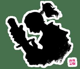 SUMI ZAMURAI vol.2 sticker #626331