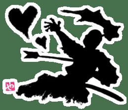 SUMI ZAMURAI vol.2 sticker #626337