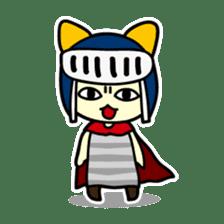 Evil Hero sticker #626442