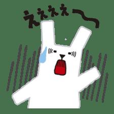 yorosikunanodesu.i am teleusa. sticker #626608