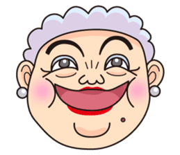 Face collection sticker #627207