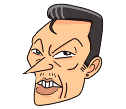 Face collection sticker #627215