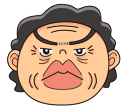 Face collection sticker #627220