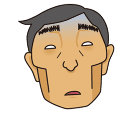 Face collection sticker #627235