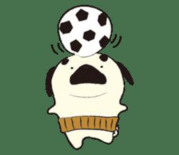 Maro Pug sticker #627740
