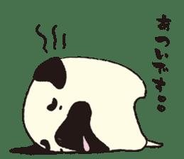 Maro Pug sticker #627744