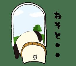 Maro Pug sticker #627745