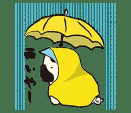 Maro Pug sticker #627752