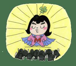 I'm Marie! sticker #628403