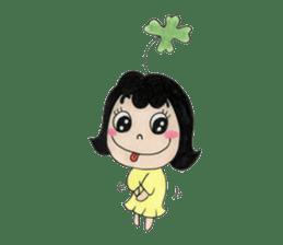 I'm Marie! sticker #628406