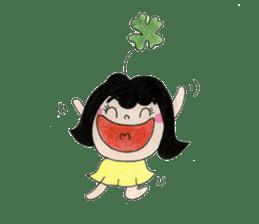 I'm Marie! sticker #628410