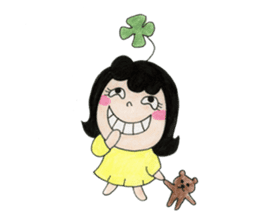 I'm Marie! sticker #628412