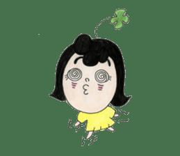 I'm Marie! sticker #628420