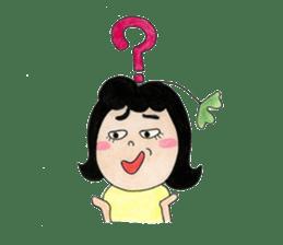 I'm Marie! sticker #628428