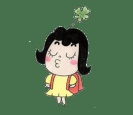 I'm Marie! sticker #628429