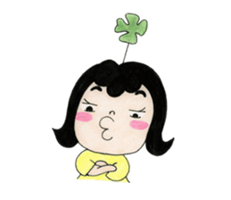 I'm Marie! sticker #628431