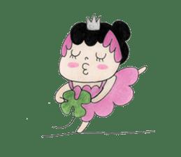 I'm Marie! sticker #628436