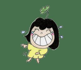 I'm Marie! sticker #628441