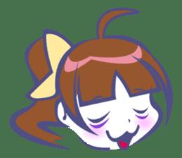 kawaii Princess of Sticker sticker #628733
