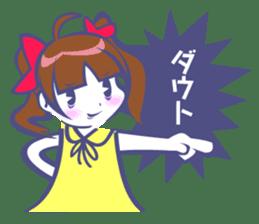 kawaii Princess of Sticker sticker #628746