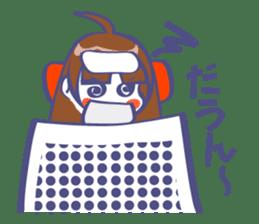 kawaii Princess of Sticker sticker #628756