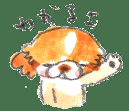 Umi-chan2. sticker #629640