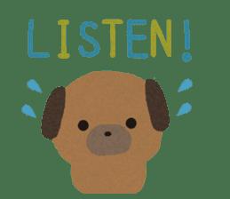 Felt Animals sticker #630137