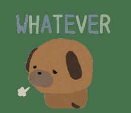 Felt Animals sticker #630139