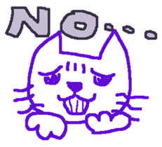 Graffiti Caty sticker #631645