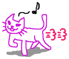 Graffiti Caty sticker #631658