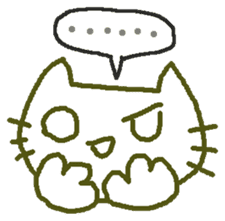 Graffiti Caty sticker #631670