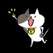 สติ๊กเกอร์ไลน์ YAMAGUCHI CITY CAT