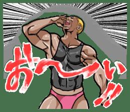 Let's talk macho! sticker #632102
