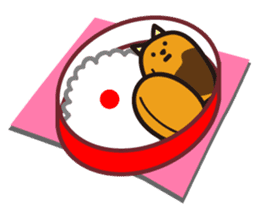 Croquette and Typhoon sticker #632877
