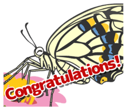 The Insect World sticker #633085