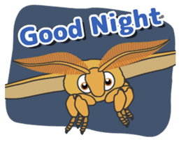 The Insect World sticker #633088