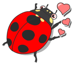 The Insect World sticker #633110