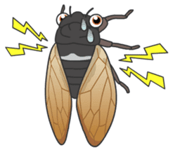 The Insect World sticker #633114
