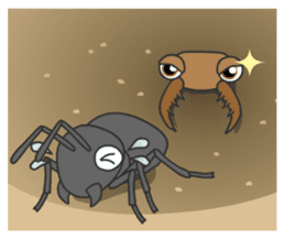 The Insect World sticker #633120