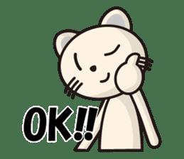 Kinyan is Everyday Sticker sticker #633446