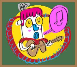 Le Petit Mutant sticker #633767