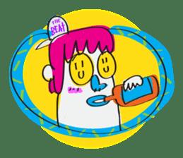 Le Petit Mutant sticker #633776