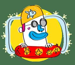 Le Petit Mutant sticker #633784