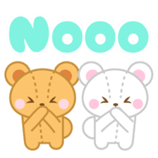 Three Bears-English- sticker #633972