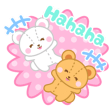Three Bears-English- sticker #633974
