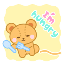 Three Bears-English- sticker #633985