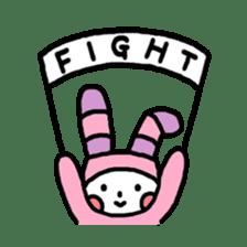 Kaburimono Friends sticker #634166